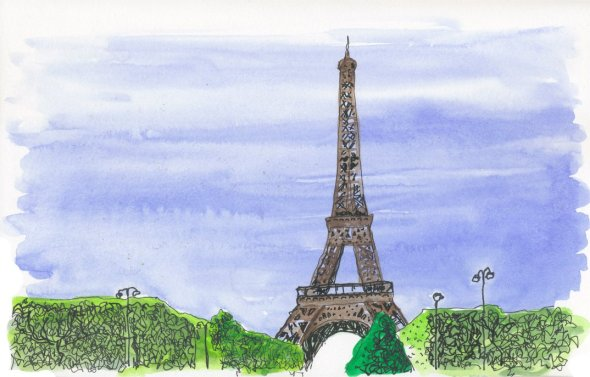 Eiffel View 02 - sml