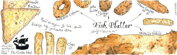 Golden Hind - Fish and Chips sm