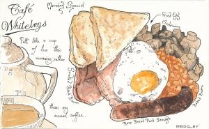 Cafe Whiteleys - Breakfast sm