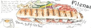 Filenas - panini sm