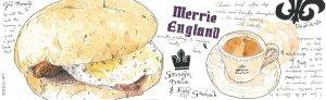 Merrie England - breakfast sm