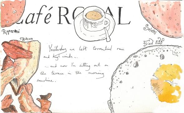 Cafe Royal - Breakfast sm