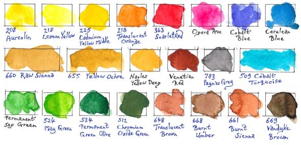 Palette - Portable