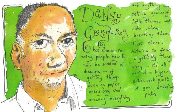 Profile - danny gregory sm
