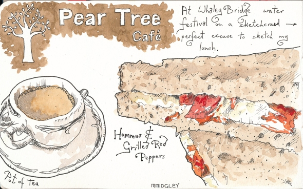 The pear tree - sandwich sm