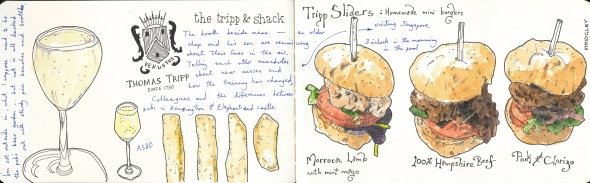 Tripp and Shack - Mini burgers sm