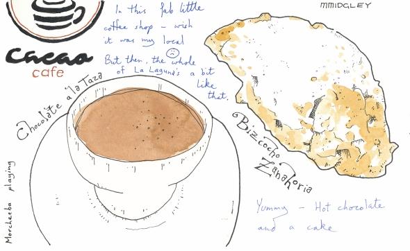 Cacao Cafe sm