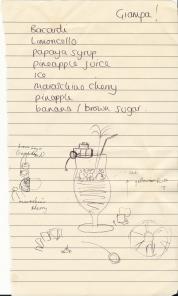 Giampa recipe
