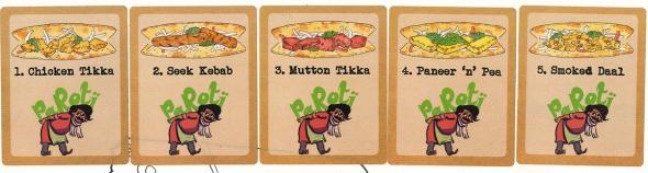 Pa Roti - stickers sm