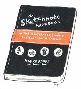 Journaling - The Sketchnote Handbook sm