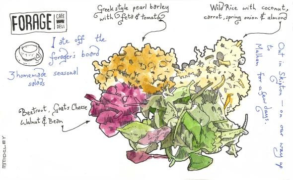 Forager salads sm