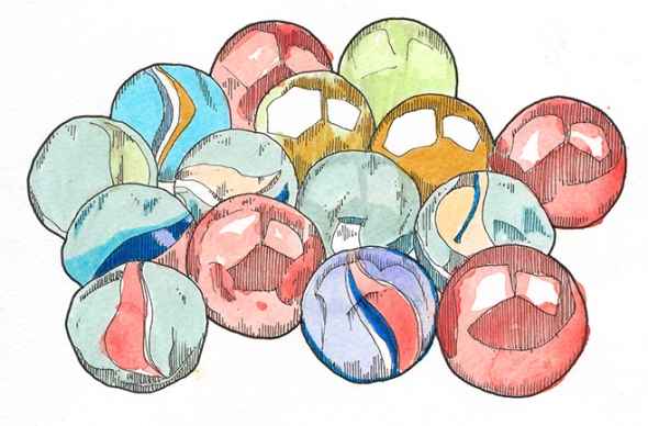 03 - Marbles sm
